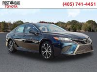 The all new POST OAK TOYOTA!! Softex trimmed seats,