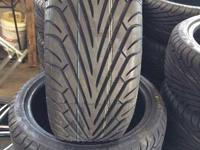 I have 4 sets of 215-40-17 New ling long tires they