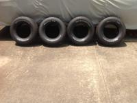 4 brand new tires for sale. B.F.Goodrich Radial T/A