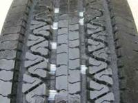 New 8ply Uniroyal Laredo HD/H tires 100.00 cash and