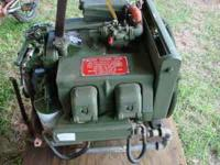 Engine can be used different ways, go cart, dune buggy,