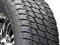 "BRAND NAME NEW 285/55R22 22"" INCH NITTO TERRA TIRES"