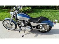 New!!!2k Mileage!!2005 Harley-Davidson Sporster