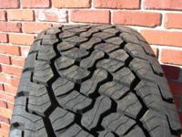 NEW 10 Ply Load Range E tires-----Mounted Balanced,