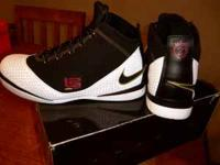 I have three pair of New in the Box Nike Basketball