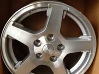 "(4) Brand New 17"" Rims for a Jeep Grand Cherokee"