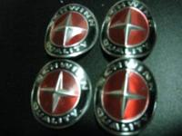 New 4 Schwinn Badges, self adhesive replacement parts.