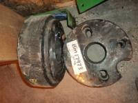 A new set of generic lawn & garden tractor wheels
