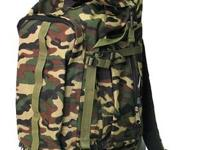 Compass USA Rainier Camouflage Mountaineer's Backpack.