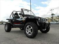 A fully equipped factory street legal 4x4 Oreion Sand