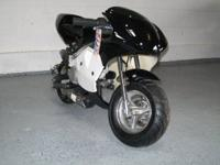 For sale is this brand new 2013 Red Pocket Bike. This