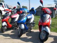 NEW 50cc VESPA STYLE SCOOTER SCOOTERS - $745 (abilene,