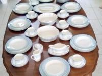 I am selling an exquisite set of new Mikasa bone china
