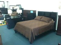 New 5PC queen bedroom sets from $619  ALL THE TOP NAME