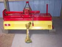 NEW HOLIDAY 60'' ROTOTILLER---NEVER USED!!! ALSO NEW