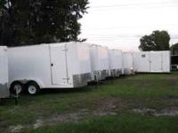 Brand new 6x12 enclosed trailer, 6ft interior height,