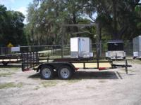 Eddie' Trailer Sales 662 3rd Ave. Welaka, Fl 32193  New