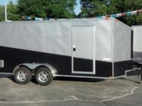 We have over 100 trailers in stock Nationwide delivery