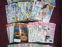 : 90+ MAGAZINE LOT ~ 2012 Issues Thru Present 2014,