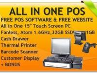 All in One Complete POS System All in One Complete POS