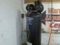 selling this air compressor just bought it at the end