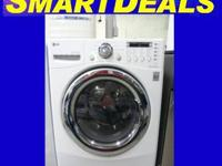 LG WASHER & DRYER COMBO, UNDER MANUFACTURERS WARRANTY