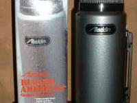 USA MADE!!!!!!! Alladin's Rugged American quart thermos