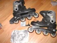brand new size 10 ultra wheels in line skates manual