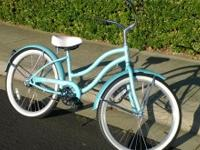 "MSRP $310.00 - Asking $200.00 Women's 24"" 3 Speed with"