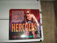 complete set 7 vhs of hercules asking $5.00, new in