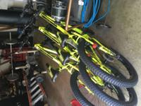 I have several new and barely used bikes. The neon