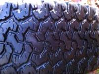 New and used tires for sale, starting at $35. Tires