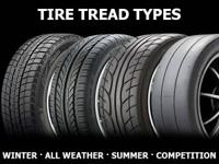 I have a supply of thousands of tires for either the