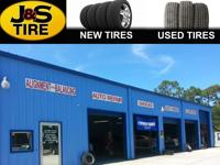 J & S Tire Outlet in Melbourne 895 S Wickham rd.We