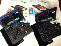 "Type:Tablets New 7"" Android tablet by iRola. It comes"