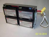 OEM PARTS NON AFTERMARKET APC Replacement Battery