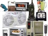 home appliances never-used still in box, griddler by