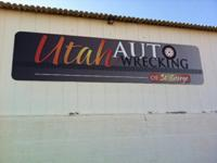 Utah Car Wrecking of St. George is a manufacturer of