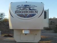 BEAUTIFUL 38FT 5TH WHEEL MODEL 3670RL LOCATED AT