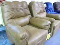 New Furniture/ Name Brands*****Ashley Recliner