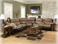 THIS POSTING IS FOR TWO BRAND NEW ASHLEY SECTIONALS