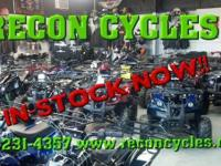 Buy here. New Atv's Go Kart's and Dirt Bikes. We also
