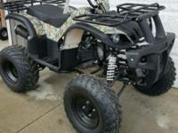 Brand new velo ATV with HONDA Motor Design. Perfect for