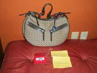 HI I HAVE FOR SALE A BEAUTIFUL AUTHENTIC DOONEY&BOURKE