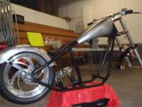 New never on the road midwest manufacturing frame etc.