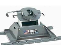 New B+W USA Patriot 16 k 5th Wheel hitch Free