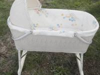 New baby bassinet.