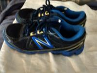 Pair of New Balance 750v3 shoes size 5 boys, but I wear