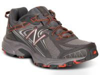 Serious trails call for rugged shoes, like the New