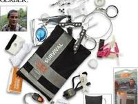 NEW BEAR GRYLLS & GERBER ULTIMATE SURVIVAL KIT Be